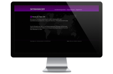 Webdesign & Website-Erstellung: Skymanager Business